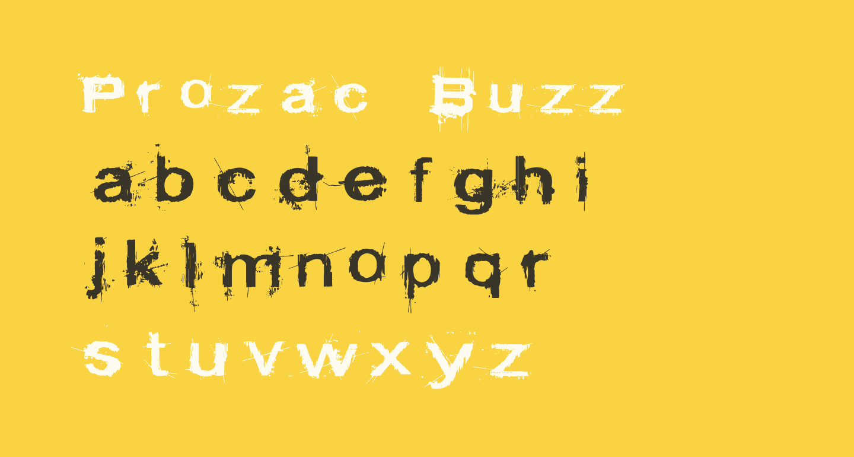 Prozac Buzz