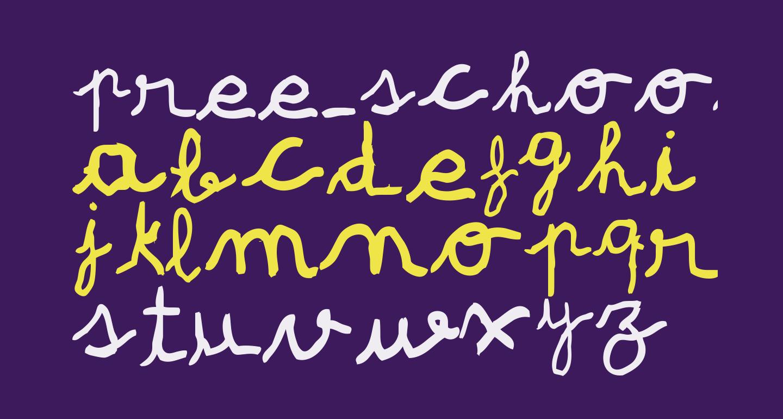 pree-school