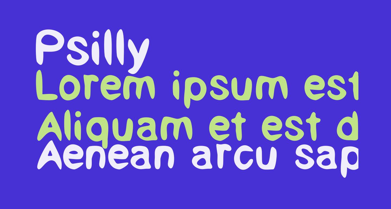 Psilly