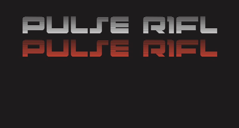 Pulse Rifle Gradient