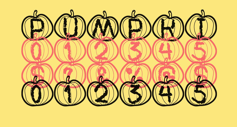 Pumpkin Halloween St