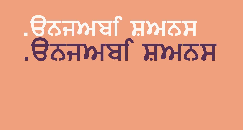 Punjabi Sans