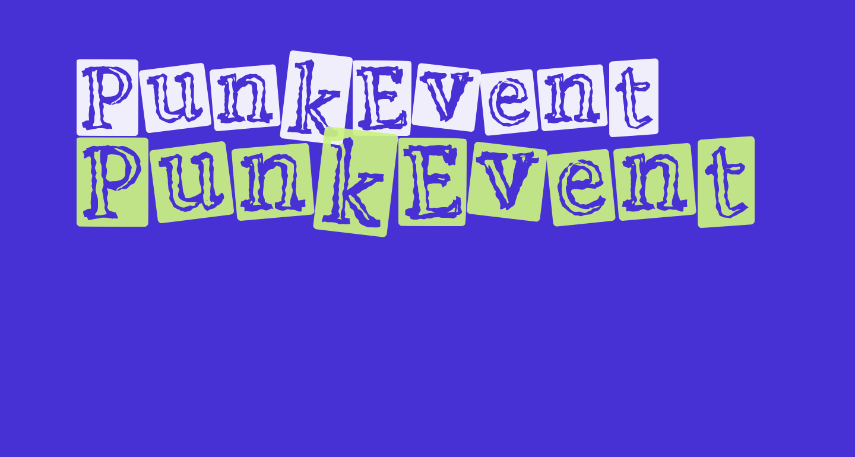 PunkEvent