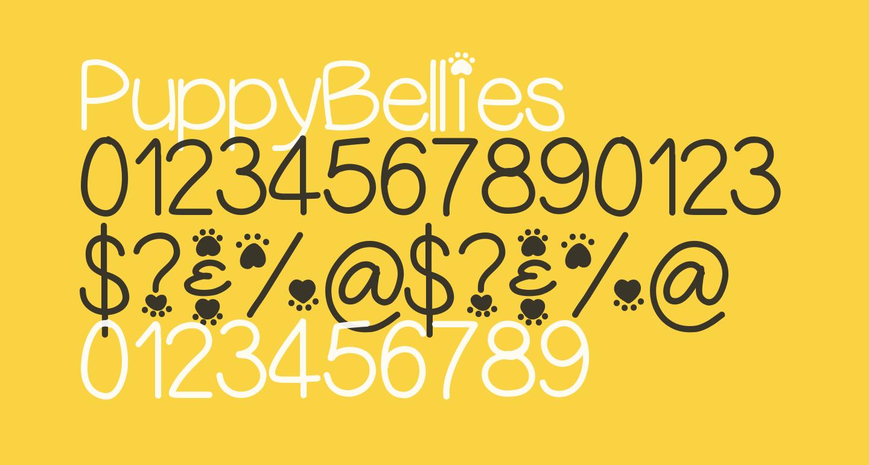 PuppyBellies