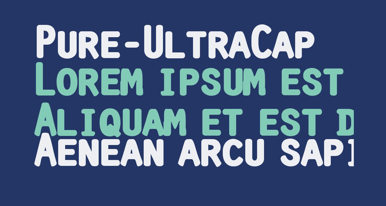 Pure-UltraCap