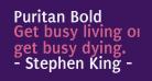Puritan Bold