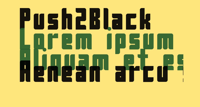 Push2Black