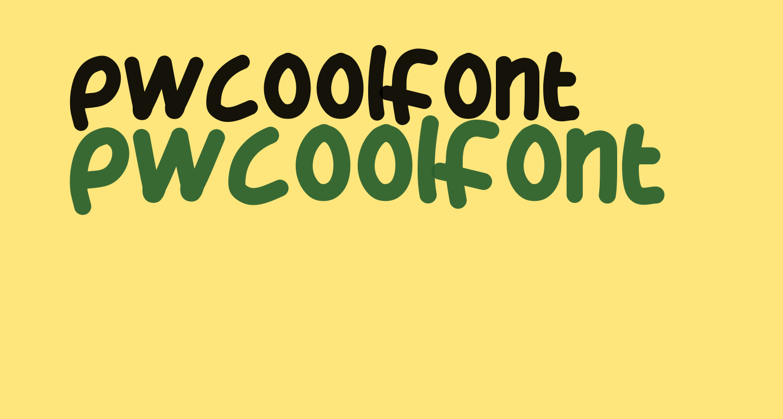 PWCoolFont