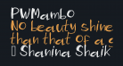 PWMambo