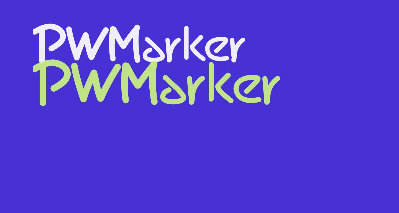 PWMarker