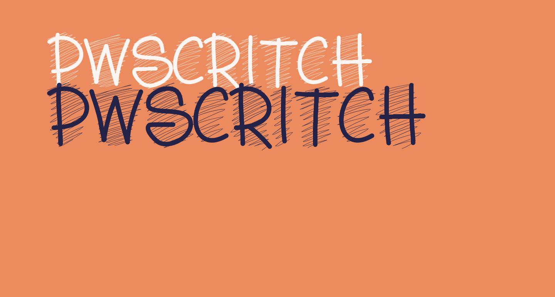 PWScritch