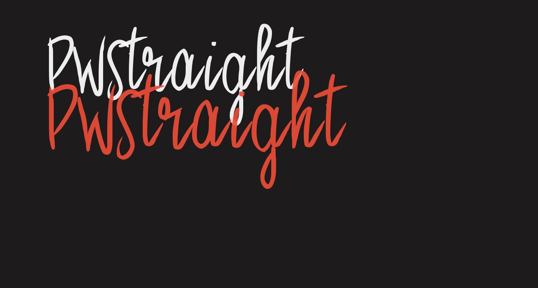 PWStraight