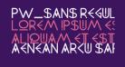 PW_Sans Regular
