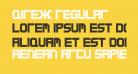 Qirex Regular