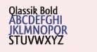 Qlassik Bold