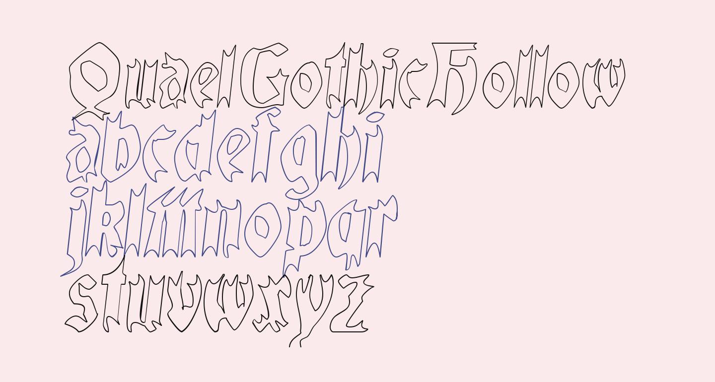 QuaelGothicHollow