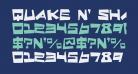 Quake & Shake Max