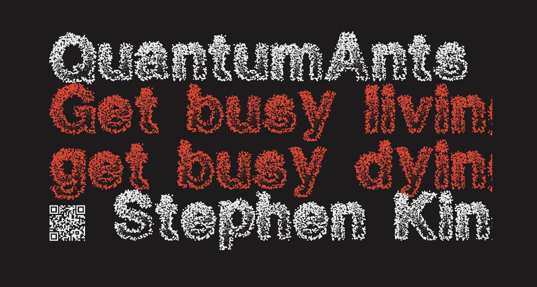 QuantumAnts