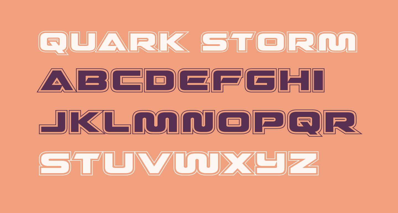 Quark Storm Academy Regular