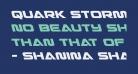 Quark Storm Leftalic