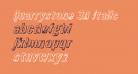 Quarrystone 3D Italic
