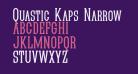 Quastic Kaps Narrow