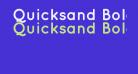 Quicksand Bold Regular