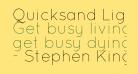 Quicksand Light