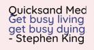 Quicksand Medium