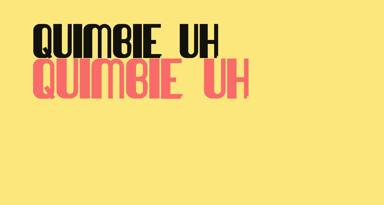 Quimbie UH