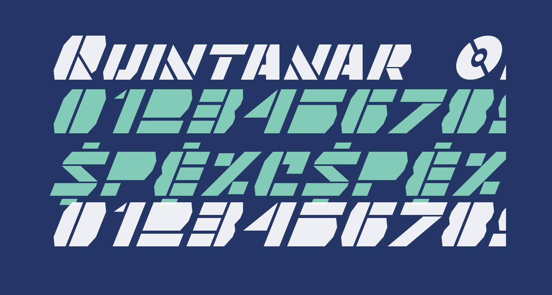 Quintanar Oblique