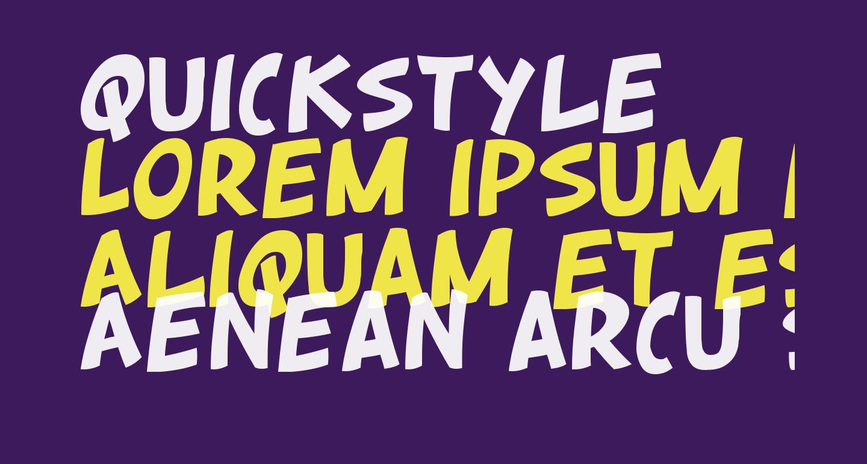 quickstyle