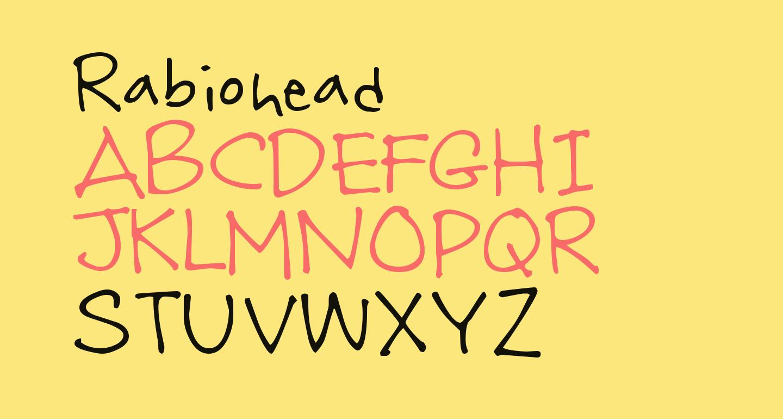 Rabiohead