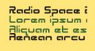 Radio Space Bold