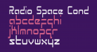 Radio Space Condensed