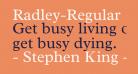 Radley-Regular