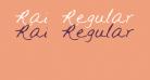Rai Regular