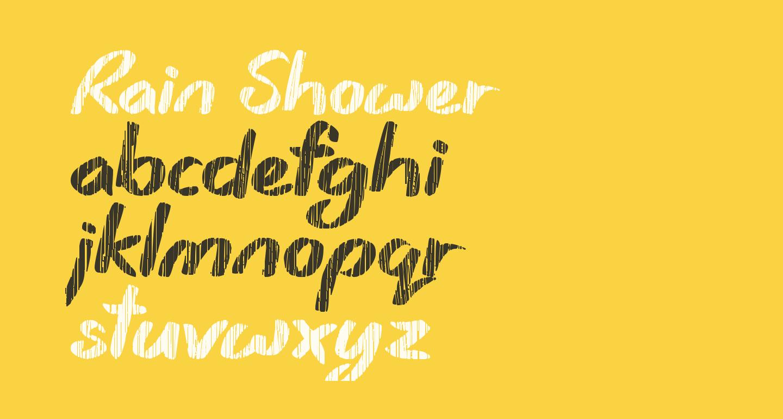 Rain Shower