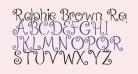 Ralphie Brown Regular