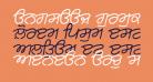 Rangsaaz gurmukhi cursive