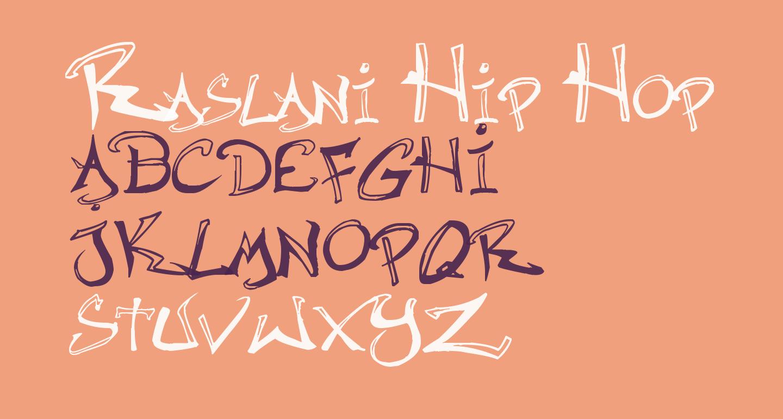 Raslani Hip Hop