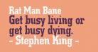 Rat Man Bane