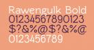 Rawengulk Bold