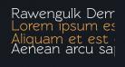 Rawengulk Demibold