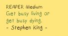 REAPER Medium