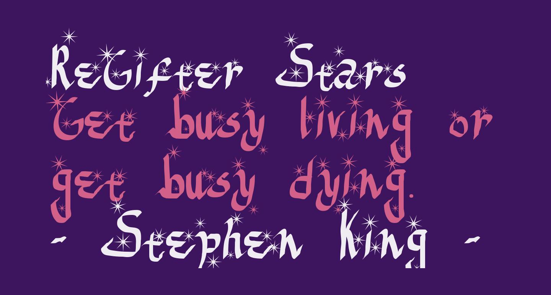 ReGifter Stars