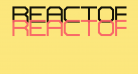 Reactor Sans Regular