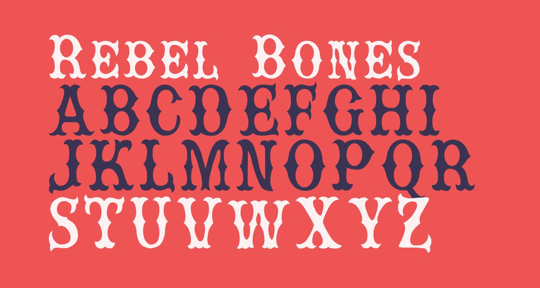 Rebel Bones