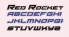 Red Rocket Academy Italic