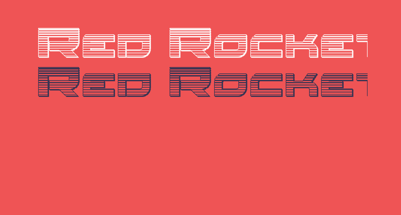 Red Rocket Chrome